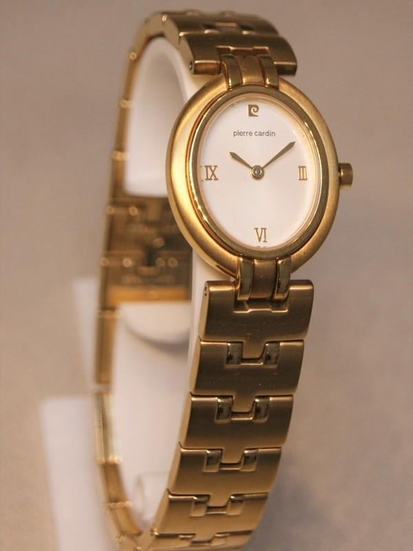 Pierre Cardin Quartz Plaqué Bracelet Wit 45482