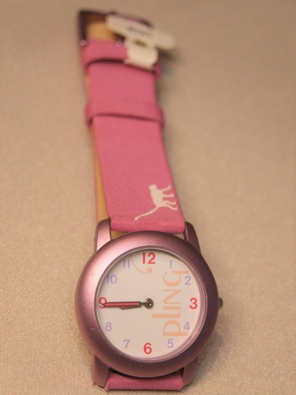 Kipling Quartz Roze Roze Leder Wit 94003.42