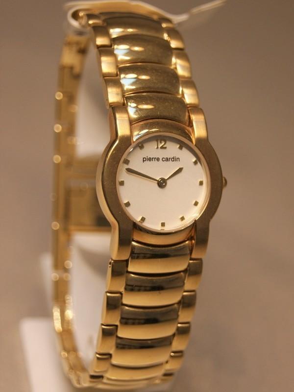 Pierre Cardin Quartz Plaqué Bracelet Wit 47192