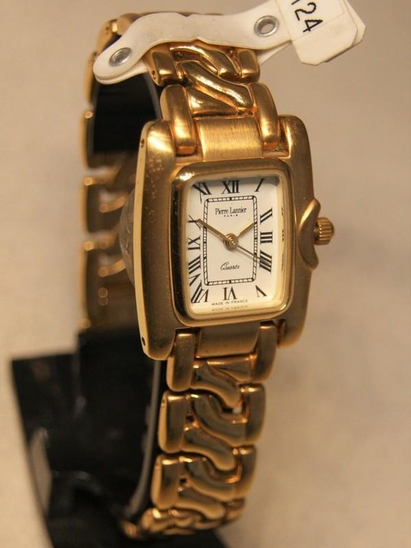 Pierre Lannier Quartz Plaqué Bracelet Wit 171A5