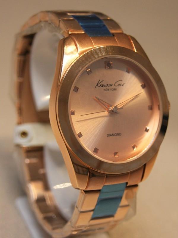 Kenneth Cole Diamond Quartz Rosé Bracelet Rosé KC4950