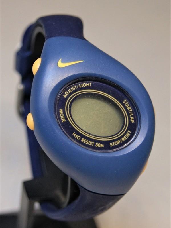 Nike Quartz Blauw-geel SS Blauw Kunststof Display