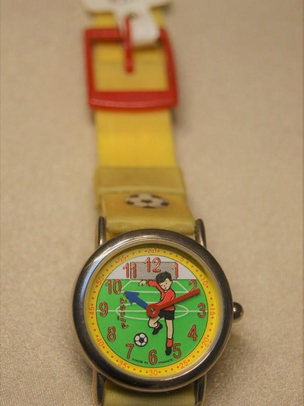 Picoti Quartz Staal Geel-rood Kunststof Groen 051B8