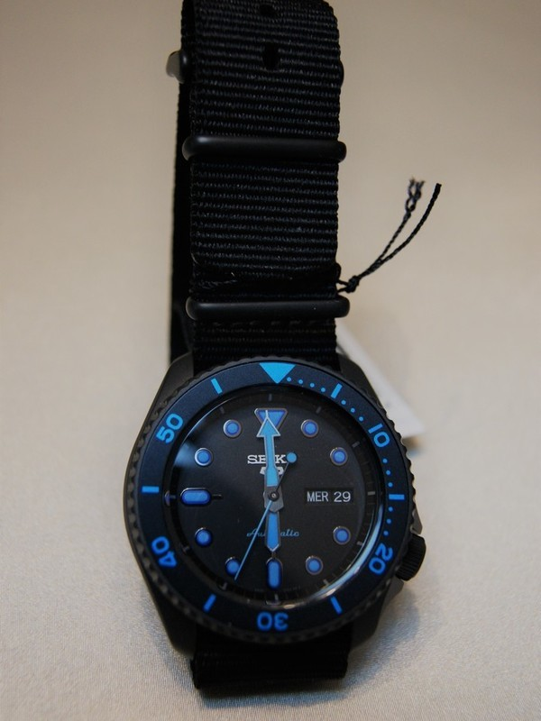 Seiko 5 Sports Automaat Divers SRPD