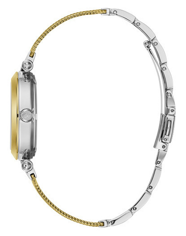 Gc Primechic Quartz Bicolour SS (Mesh) Bracelet Bicolour Y59005L1MF