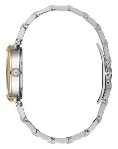 Gc Cablechic Quartz Bicolour SS Bracelet Bicolour Y18020L1MF