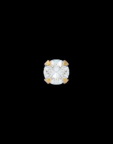 Studex 110 Zirconia in vergulde klauwzetting 7511-0100