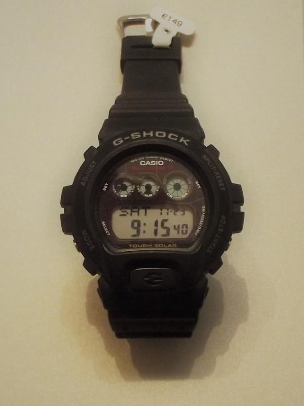 Casio G-Shock Tough Solar GW-6900