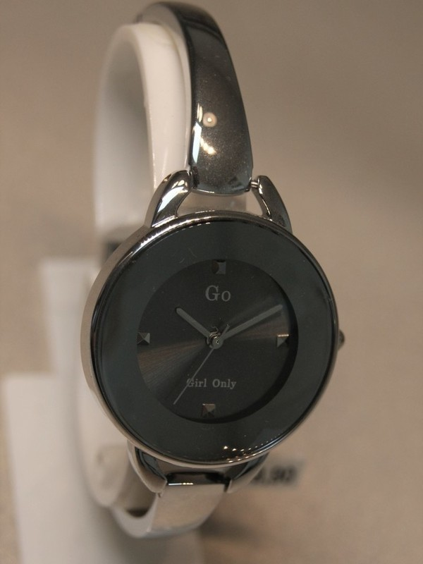 Girl Only Quartz Bracelet Grijs 694562