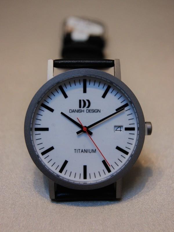 Danish Design Titanium IQ12Q1273